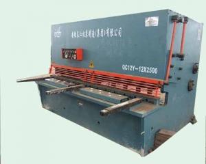 液壓剪板機